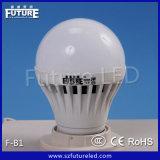 Materia prima del bulbo futuro de CE&RoHS SMD5630 E27 LED
