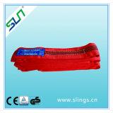 5:1 rond sans fin de facteur de sûreté de bride de polyester de 5t*5m