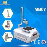 Laser fracionário portátil para o rejuvenescimento da pele, laser fracionário do CO2 do CO2