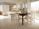 Module de cuisine blanc en bois solide de modèle modulaire de dispositif trembleur