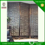 China Supplier Colored Coat Screen Divisor de tela de metal com lista de preços