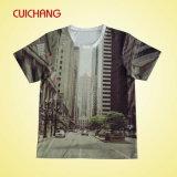 Тенниски таможни T-shirts&Small MOQ людей сбывания T-Shirts&Hot печатание сублимации