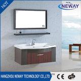 Governi del dispersore della stanza da bagno dell'acciaio inossidabile di alta qualità con lo specchio
