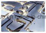 máquina de estaca de cobre do laser da fibra do metal de folha 2000W