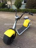 Vespa eléctrica de la venta al por mayor 1000W60V20ah Harley de la fábrica de China y bici eléctrica