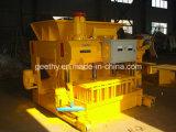 Machine concrète mobile automatique de la brique Qmy6-25/machine de fabrication de brique