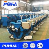 Bewegliche Granaliengebläse-Maschine für Stahlplatte