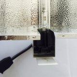 Hydroponics крытый растет светлое двойное законченное приспособление рефлектора