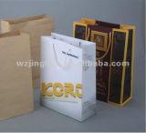Bolsa de papel automática llena que hace la máquina (FM-35)