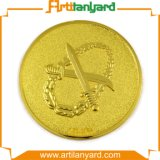 Монетка возможности металла конструкции высокого качества