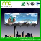 La laminazione del PVC/ha ricoperto la tela incatramata/pellicola della bandiera per la pubblicità esterna