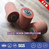Gummirolle mit Hochtemperaturbeständigem für Drucken-Maschine