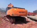Máquina escavadora usada Hitachi Zx450-6 da condição de trabalho