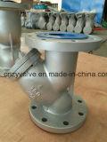 """API/DIN/JIS Class150 A216 Wcb Uit gegoten staal 5 de """" Zeef van Dn125 Y"""