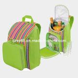O piquenique ao ar livre pode um saco mais fresco do almoço (SYCB-017)