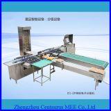 Machine d'évaluation d'oeufs de poulet d'acier inoxydable