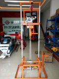 Kleine Wasser-Vertiefungs-Ölplattform der Falten-Qyj-100, entfernbare Benzin-Energien-Bohrmaschine für Verkauf