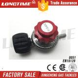 Regulador de pressão ajustável do gás da alta pressão 0-20 libra por polegada quadrada LPG