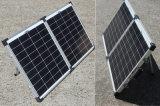 Camping를 위한 80W Portable Solar Panel