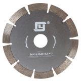 Lâmina da ponta do diamante da Segmentar-Borda para concreto concreto/reforçado/duramente os materiais