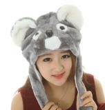 Sombrero caliente suave lindo divertido de la fiesta la felpa del animal