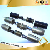 Одиночное Hole Prestressed Anchor Connector для Strand и Rebar