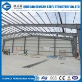Atelier moderne de structure métallique avec le feuillard (XGZ-SSW 196)
