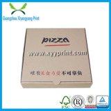 Kundenspezifischer gewölbter Kasten-Pizza-Scheibe-Anlieferungs-Kasten für Roller