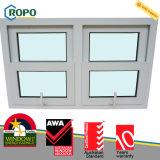 Звукоизоляционные конструкции UPVC/PVC пластичные двойные повиснутые Windows для дома