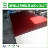 Hardwood rouge Core Melamine Plywood pour Construction