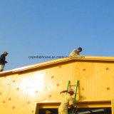 Almacén de la estructura de acero del diseño de la construcción del bajo costo