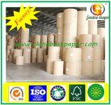 Rollo de papel térmico certificado ISO 76mm, 80mm para POS
