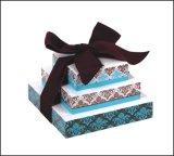 Cubo barato de la nota del cubo de la nota de la pirámide del papel popular para la promoción