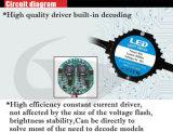 Farol leve H4 H7 H11 9004 do diodo emissor de luz do farol do carro do diodo emissor de luz de Guangzhou Matec 9005 9006 9007