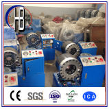 Descuento grande China de fábrica profesional de la fabricación de la manguera hidráulica Swaging máquina!