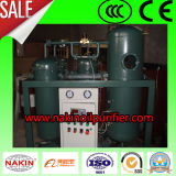 6000L/H Vacuum Turbine Oil Filtration Equipment, Oil Purifier