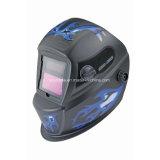 溶接のヘルメットの粉砕機能の自動暗くなる溶接のヘルメットの溶接マスクの溶接工マスク