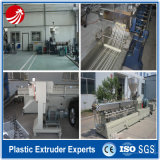 Plastik-pp.-PET-PVC, das Granulierer-Preis aufbereitet