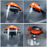 Visera médica de la seguridad del visera de acrílico del claro de la cara llena (FS4011)