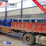 Bergbau-Zerkleinerungsmaschine mit doppelter Rolle für die Zerquetschung des harten Materials