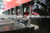 QC12k 4*3200 유압 단두대 깎는 기계