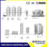 Impianto di per il trattamento dell'acqua industriale per purificazione
