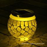 Mosaik-Glassolarsun-Glas für Dekoration (RS114)