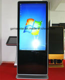 55インチのタッチ画面LCDの広告のモニタの写真ブース