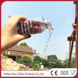 250ml de geregelde Plastic Fles van het Glas voor het Water van /Juice/ van de Drank