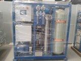 De de mariene Generator van het Zoet water van de Omgekeerde Osmose/Installatie van de Ontzilting van het Zeewater