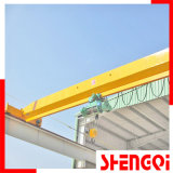 Мостовой кран верхнего прогона тонны Sale1-20 конструкции горячего одиночного надземный для сбывания