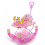 Schwingpferden-Funktionsmetalleisen-Rahmen-Höhen-justierbarer Baby-Wanderer