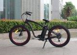Vélo électrique 500W de gros pneu