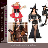 Costume adulto sexy del partito di Halloween Cosplay (TENN6638)